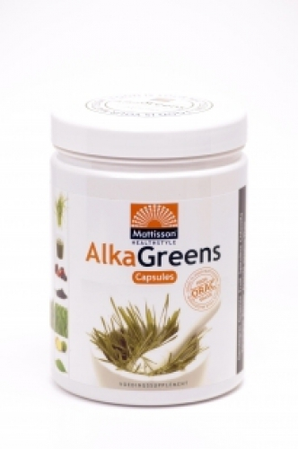 Alkagreens Mattisson 750mg 240caps