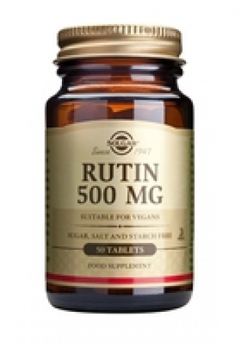 Rutin 500mg Tabletten Solgar