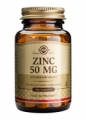 Zinc 50 mg 100 tabletten Solgar