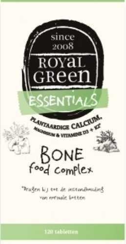 Complexe alimentaire osseuse Royal Green