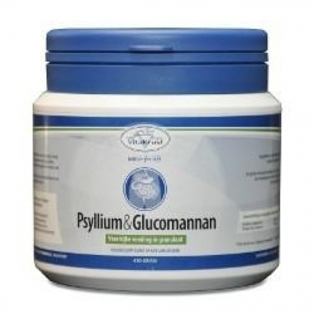 Psyllium and glucomannan 450g Vitakruid