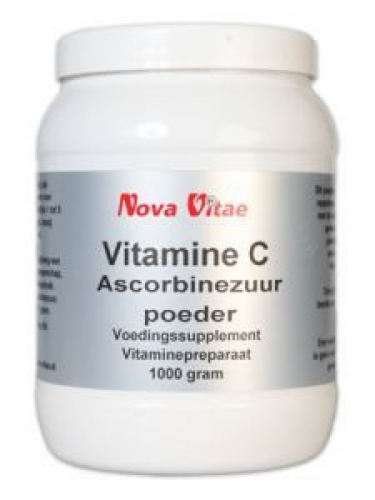 Vitamin C as ascorbic acid Nova Vitae