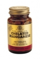 Chelated Manganese 100 tabletten Solgar