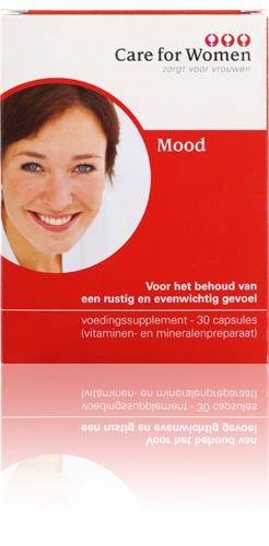 Mood 60 capsules Care for Women