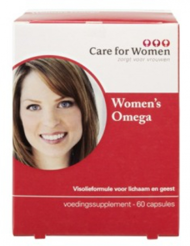 Women's omega 60 capsules Care for Women