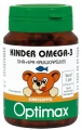 Kids Omega 3 Optimax 50 chewable capsules