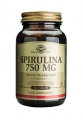Spirulina 750 mg tabletten 100 Solgar