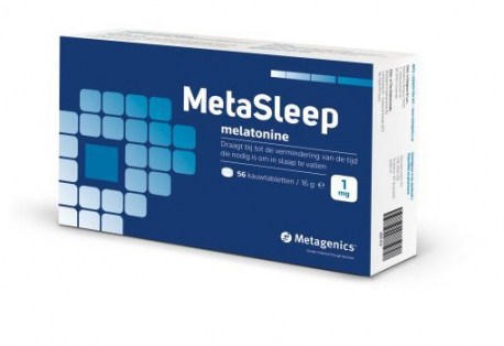 Metasleep 60 tablets Metagenics