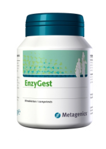 Enzygest 90 tablets Metagenics