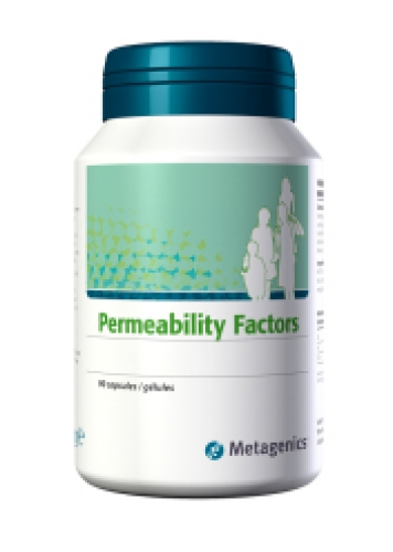 Permeability factors 90 capsules Metagenics