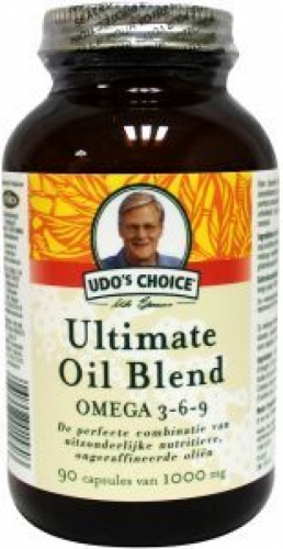Ultimate oil blend 90 capsules Udo s Choice