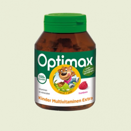 Pediatric multivit additional Optimax