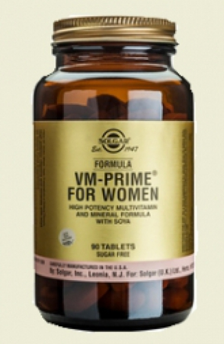 VM-Prime™ For Women tabletten 90 Solgar