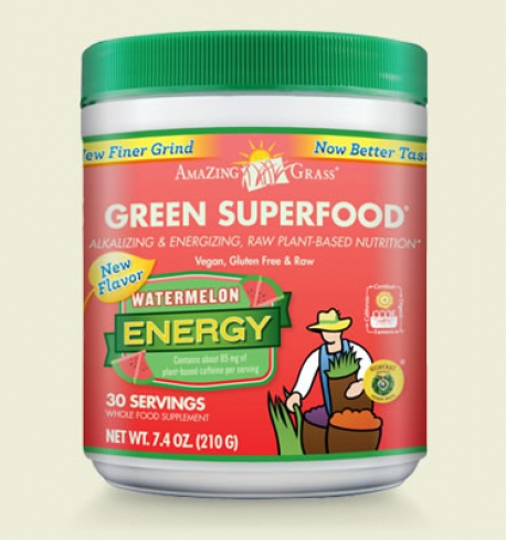 Watermelon Amazing Grass superaliment vert