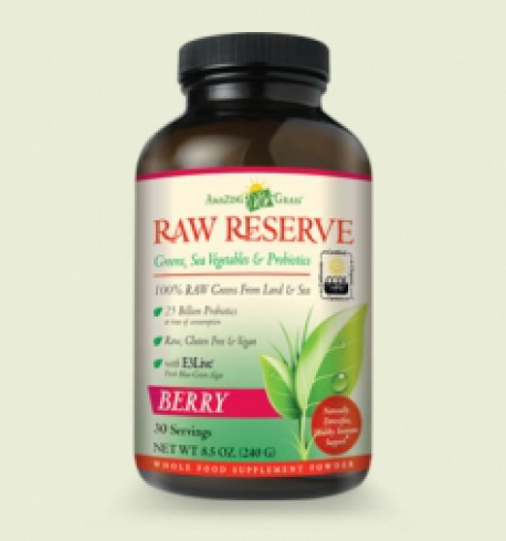 RAW reserve berry Amazing Grass Green Superfood