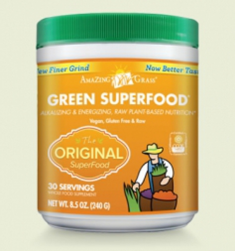 Incroyable originale Green Grass superaliment