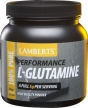 L-glutamine powder 500gram lamberts performance