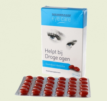 Membrasin 60 capsules Eye Care