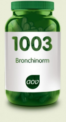 1003 Bronchicomplex 60 capsules AOV