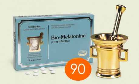 Bio-Melatonine 90 tabletten Pharma Nord