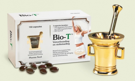 Bio-T slank in 3 stappen 90 tabletten Pharma Nord