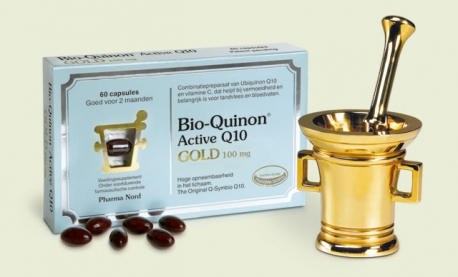 Bio-quinon active Q10 gold 100mg Pharma Nord