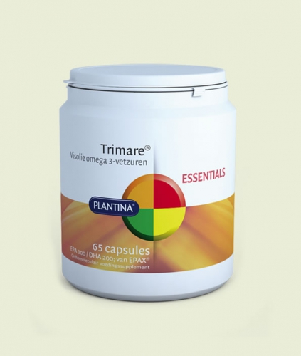 Trimare fish oil capsules Plantina