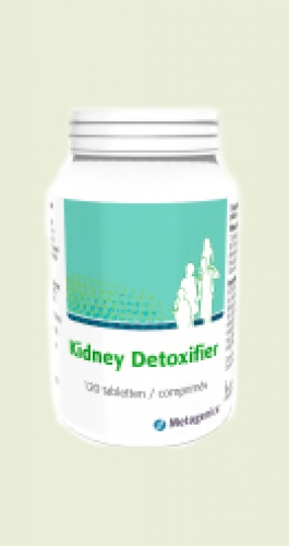 Kidney detoxifier 120t metagenics