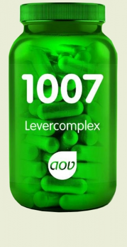 1007 Levercomplex 60 vegicaps AOV