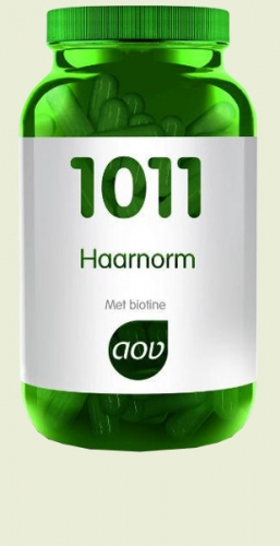 1011 Haarcomplex 60 v capsules AOV