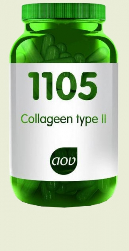 1105 Collageen type II 90 capsules AOV