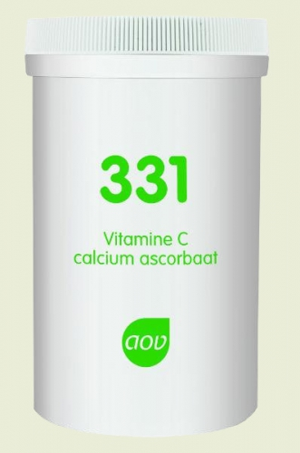 331 Vitamine C calcium ascorbaat 250g AOV