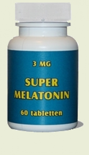 Super-Melatonin 60 Tabletten