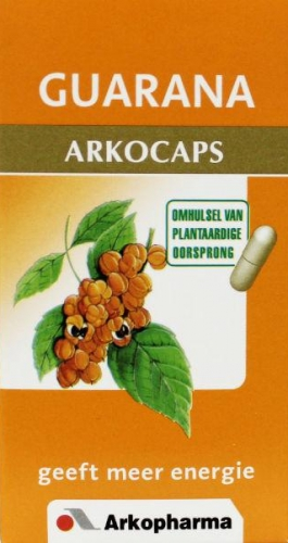 Guarana 45caps arkocaps
