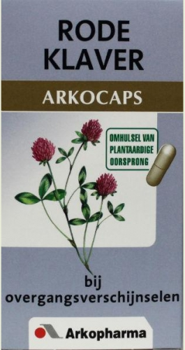 Red Clover 45 capsules arkogélules