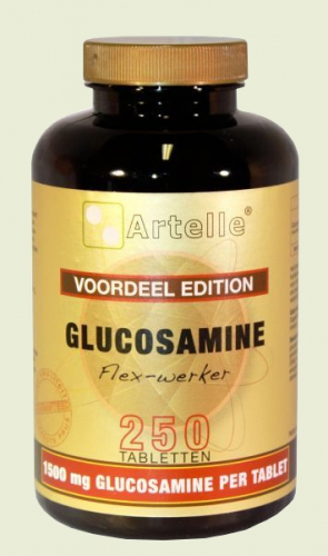 Glucosamine 1500mg Artelle