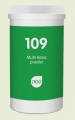 109 Multi base powder 250 grams AOV