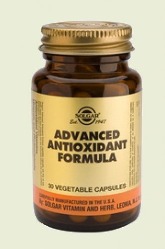 Advanced anti-oxidant formule Solgar