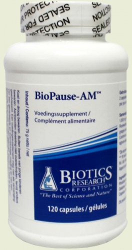 Biopauze AM 120cap Biotics