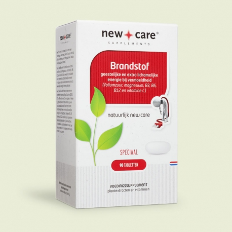 Brandstof 90 tabletten New Care