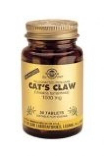 CAT'S CLAW (Cat's claw) 1000mg Solgar
