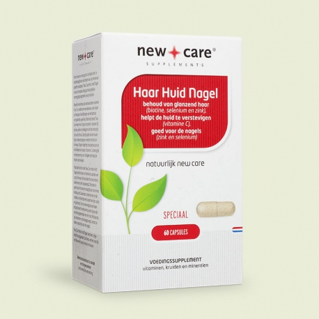 Hair, skin, nails 60 capsules New Care