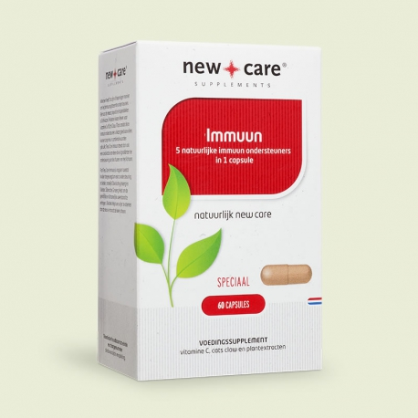 Immune 60caps New care