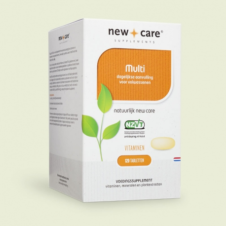 New Care Multi Vitamins