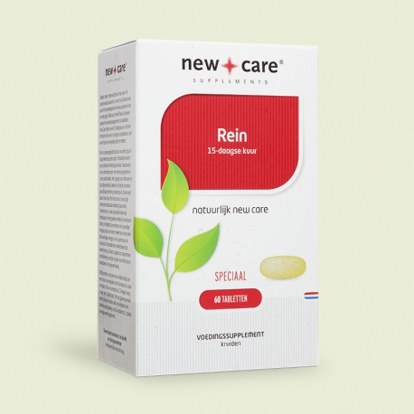 Rein 60 tablets New Care
