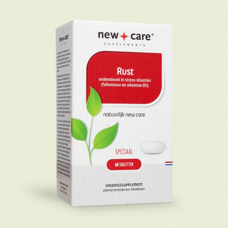 Rest 60 capsules new care