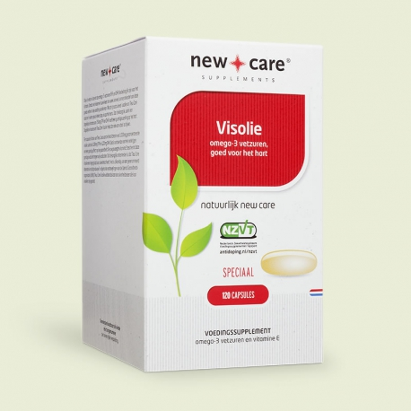 Visolie 60 / 120 capsules New Care