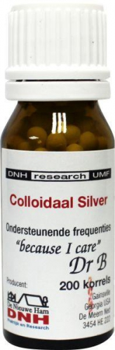 Colloidal Silver Grains DNH 200 stitches.