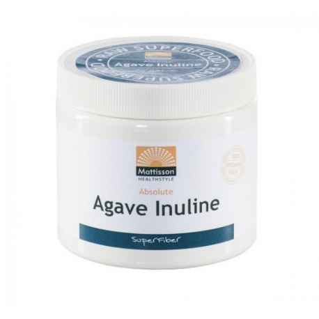 Absolute agave inuline bio 200g Mattisson