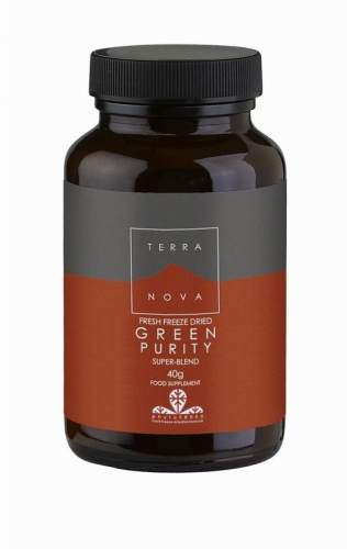 Green purity super-blend 40 gram Terranova